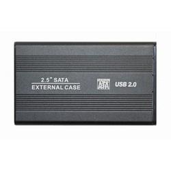 "Корпус для жесткого диска 2.5"" BET-S254 (Palmexx PX/HDDBox2.0 BETS254 BLK) (черный) - Корпус, док-станция для жесткого диска"