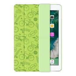 Чехол-подставка для Apple iPad 9.7&amp;quot; 2017 (Deppa Wallet Onzo 88035) (зеленый) - Чехол для планшетаЧехлы для планшетов<br>Защитит планшет от пыли, царапин и других внешних воздействий.