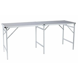 Стол Camping World Party Table Grey TC-011