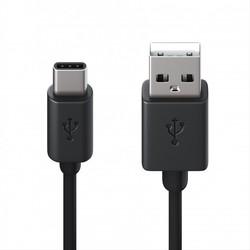 Кабель USB - USB Type-C (Red Line YT000010553) (черный) - КабелиUSB-, HDMI-кабели, переходники<br>Дата-кабель с коннекторами USB и USB Type-C предназначен для подключения устройств, оснащенных разъемом USB-C.