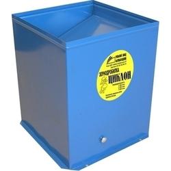 Циклон 400 (синий) - ЗернодробилкаЗернодробилки<br>Зернодробилка, мощность - 2 кВт, производительность - 400 кг/час.