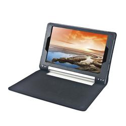 Чехол-книжка для планшета Lenovo Yoga Tablet 3 8 (IT BAGGAGE ITLNYT38-1) (черный) - Чехол для планшетаЧехлы для планшетов<br>Защитит планшет от пыли, царапин и других внешних воздействий.