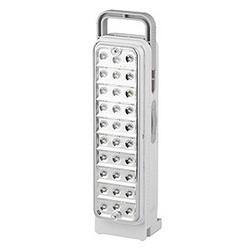 Трофи TL30 (белый) - ФонарьФонари<br>Фонарь светодиодный подвесной, 30 белых светодиода, 2 режима работы, питание - аккумулятор 4В 1.5Ач, до 8 часов работы, зарядка от сети.