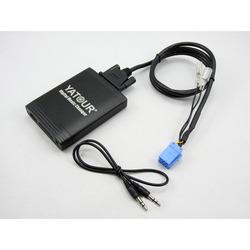 Адаптер Yatour Fiat (FA) - Подлокотник, адаптерПодлокотники и адаптеры<br>Позволяет воспроизводить файлы с USB флешек, карт памяти, переносных жестких дисков, имеет дополнительный вход для подключения внешних аудио источников.