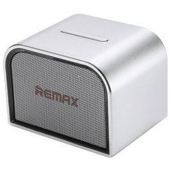 Remax RB-M8 Mini (серебристый) - Колонка для телефона и планшета