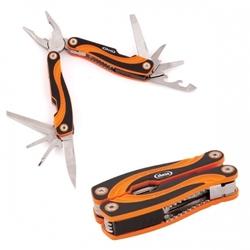 Облик 601 (оранжевый) - Набор инструментовНаборы инструментов<br>Многофункциональный инструмент, нержавеющая сталь, эргономичная рукоятка, разборной, в комплекте чехол.