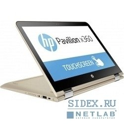 "hp pavilion x360 13-u000ur [f0g58ea] 13.3""(1920x1080)touch,  i3-6100u(2.3ghz),  4gb,  1tb,  gma hd"