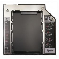 Optibay SATA 12.7mm Second HDD Caddy (PX/OPTIBAY 12.7 IDE) - Кабели, переходник для HDD