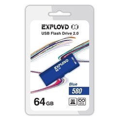 Exployd 580 64GB (синий)
