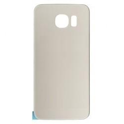 Задняя крышка для Samsung Galaxy S6 (Liberti Project 0L-00029985) (золотистый) - Корпус для мобильного телефонаКорпуса для мобильных телефонов<br>Плотно облегает корпус и гарантирует надежную защиту Вашего устройства.
