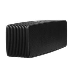 Ginzzu GM-875B (черный) - Колонка для телефона и планшетаПортативная акустика<br>Портативная Bluetooth колонка, мощность: 2x3 Вт, диапазон воспроизводимых частот: 140-18000 МГц.