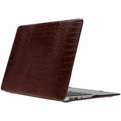 Чехол для Apple MacBook Pro 15 (Heddy Leather Hardshell HD-N-A-15-01-07) (коричневый) - Сумка для ноутбукаСумки и чехлы<br>Обеспечит надежную защиту вашего ноутбука от повреждений.