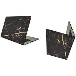 Чехол-накладка для Apple MacBook Air 13 (i-Blason 663207) (черный)  - Сумка для ноутбукаСумки и чехлы<br>Пластиковый чехол надежно защищает все внешние поверхности и углы ноутбука, оставляя открытым доступ ко всем портам, клавиатуре, экрану и камере.