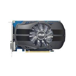 Asus GeForce GT 1030 1278Mhz PCI-E 2.0 2048Mb 6008Mhz 64 bit DVI HDMI RTL - ВидеокартаВидеокарты<br>1379 ((1531 МГц, в режиме Boost))/6008МГц, 2048 Мб, GDDR5, 64бит, DVI, HDMI.