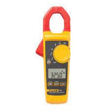 Fluke 325/ESPR - Вспомогательное оборудованиеВспомогательное оборудование<br>Токоизмерительные клещи, измерение переменного и постоянного тока до 400 A, измерение напряжения 600 В переменного и постоянного тока, отображение истинного среднеквадратического значения переменного тока или напряжения при измерении нелинейных сигналов, измерение сопротивления до 40 кОм с определением целостности, измерение температуры и емкости, измерение частоты.