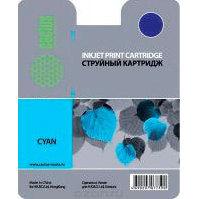 Картридж для Canon imagePROGRAF iPF 500, 510, 600, 605, 610, 650, 655, 700, 710, 720, 750, 755, 760, 765, M40 MFP, LP17, LP24 (Cactus CS-PFI102C) (голубой) (130мл) - Картридж для принтера, МФУ