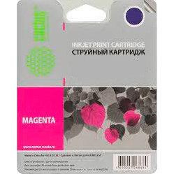Картридж для Canon imagePROGRAF iPF 500, 510, 600, 605, 610, 650, 655, 700, 710, 720, 750, 755, 760, 765, M40 MFP, LP17, LP24 (Cactus CS-PFI102M) (пурпурный) (130мл) - Картридж для принтера, МФУ