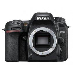 Nikon D7500 Body (черный) - Фотоаппарат цифровой