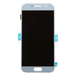 Дисплей для Samsung Galaxy A5 (2017) SM-A520F с тачскрином (GH97-19733C) (Liberti Project 0L-00032775) (голубой) - Дисплей, экран для мобильного телефонаДисплеи и экраны для мобильных телефонов<br>Полный заводской комплект замены дисплея для Samsung Galaxy A5 (2017) SM-A520F. Стекло, тачскрин, экран для Samsung Galaxy A5 (2017) SM-A520F в сборе. Если вы разбили стекло - вам нужен именно этот комплект, который поставляется со всеми шлейфами, разъемами, чипами в сборе.