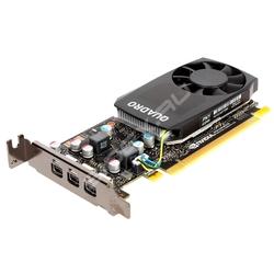 PNY Quadro P400 PCI-E 3.0 2048Mb 64 bit HDCP RTL - ВидеокартаВидеокарты<br>Профессиональная, память: 2048 Мб, GDDR5, 64 бит, Mini DisplayPort. Комплект: 3 адаптера mDP - DVI SL, ATX bracket.