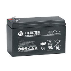B.B. Battery BPS 7-12 - Батарея для ибпАккумуляторные батареи<br>Напряжение 12В, емкость 7Ач, тип клемм: T2/T1, вес 2.54 кг.