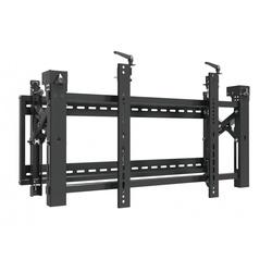 Digis DSM-P0380 (черный) - Подставка, кронштейнПодставки и кронштейны<br>Кронштейн Digis DSM-P0380 для видеостен, панелей, 43quot;-70quot;, VESA 600x400 мм, максимальная нагрузка 70 кг.