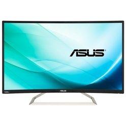 ASUS VA326H - МониторМониторы<br>ASUS VA326H - ЖК (TFT *VA) 31.5quot;, широкоформатный, 1920x1080, LED-подсветка, 300 кд/м2, 3000:1, 4 мс, 178°/178°, DVI, HDMI, VGA