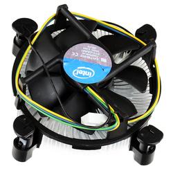 Intel LNC1156 Bulk - Кулер, охлаждениеКулеры и системы охлаждения<br>Кулер для процессора 1150/1155/1156/1151, 4-pin PWM.