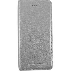 Чехол книжка для Apple iPhone 6, 6S (Heddy Booktype Heddy-BT-slv) (серебристый) - Чехол для телефонаЧехлы для мобильных телефонов<br>Чехол книжка плотно облегает корпус телефона и гарантирует его надежную защиту от царапин и потертостей.
