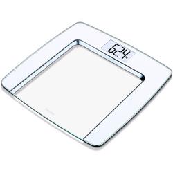 Beurer GS 490 (белый) - Напольные весыНапольные весы<br>Электронные напольные весы, стеклянная платформа, нагрузка до 180 кг, очень точное измерение, автовключение, автовыключение.
