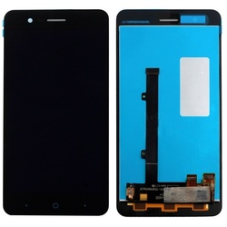 """Дисплей для ZTE Blade A510 5"""" с тачскрином (Liberti Project 0L-00032385) (черный) - Дисплей, экран для мобильного телефона"""