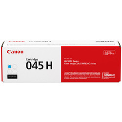 Картридж для Canon i-SENSYS MF631, MF633, MF635, LBP611 (1245C002 045C H) (голубой) - Картридж для принтера, МФУКартриджи<br>Совместим с моделями: Canon i-SENSYS MF631, MF633, MF635, LBP611.