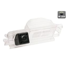 CMOS ИК штатная камера заднего вида для Renault Sandero New, Logan II (2014-...) (Avis AVS315CPR (#138)) - Камера заднего видаКамеры заднего вида<br>Камера заднего вида проста в установке и незаметна. Разрешение в 550 тв-линий, угол обзора 170° и ИК-подсветка позволяют водителю получить полную картину всего происходящего сзади, класс пыле- и влагозащиты IP67.