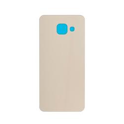 Задняя крышка для Samsung Galaxy A3 2016 A310F (М21670) (золотистый) - Корпус для мобильного телефонаКорпуса для мобильных телефонов<br>Плотно облегает корпус и гарантирует надежную защиту Вашего смартфона.