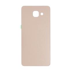 Задняя крышка для Samsung Galaxy A5 2016 A510F (М21674) (золотистый) - Крышка аккумулятораКрышки аккумуляторов<br>Плотно облегает корпус и гарантирует надежную защиту Вашего смартфона.