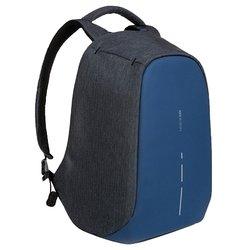 XD Design Bobby Compact (синий) - Сумка для ноутбукаСумки и чехлы<br>XD Design Bobby Compact - рюкзак, макс. размер экрана 14quot;, материал: комбинированный