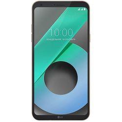 LG Q6 M700AN (золотистый) ::: - Мобильный телефон