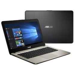 "asus vivobook max x441ua (intel core i3 6100u 2300 mhz/14""/1366x768/8gb/500gb hdd/dvd нет/intel hd graphics 520/wi-fi/bluetooth/без ос)"