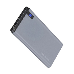 Hoco B25-10000 (серый) - Внешний аккумулятор