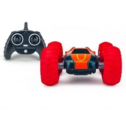 Радиоуправляемый автомобиль 360 Cross (Pilotage RC60448) - Радиоуправляемая игрушкаРадиоуправляемые игрушки<br>Радиоуправляемый автомобиль 360 Cross создан специально для выполнения трюков, кувырки на 360 градусов. Подкачиваемые колеса, движение по любому покрытию, электромотор, молниеносное ускорение.