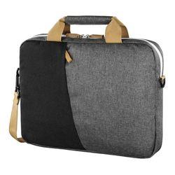 Hama Florence H-101568 (черно-серый) - Сумка для ноутбукаСумки и чехлы<br>Для ноутбука 15.6quot;, основной материал: полиэстер.