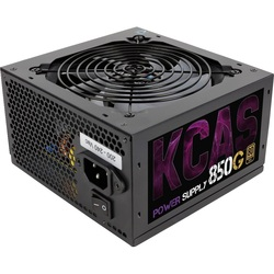 Aerocool KCAS-850G 850W RTL - Блок питанияБлоки питания<br>Блок питания 850Вт, 1 вентилятор 120 мм, 80 PLUS: Gold, RGB-подсветка.