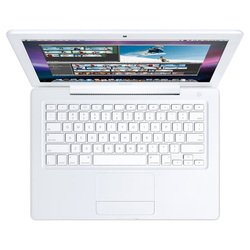 "apple macbook early 2008 mb403 (core 2 duo t8300 2400 mhz/13.3""/1280x800/2048mb/160.0gb/dvd-rw/wi-fi/bluetooth/macos x)"