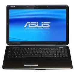 "asus k50ip (core 2 duo t6670 2200 mhz/15.6""/1366x768/2048mb/500gb/dvd-rw/wi-fi/win 7 ultimate)"
