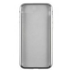 Чехол-накладка для Samsung Galaxy J5 2017 (iBox Blaze YT000011438) (серебристая рамка) - Чехол для телефонаЧехлы для мобильных телефонов<br>Чехол плотно облегает корпус и гарантирует надежную защиту от царапин и потертостей.