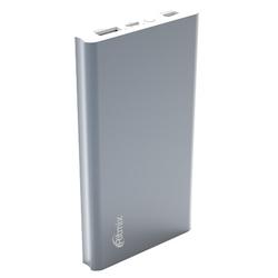 Ritmix RPB-10977PQC (серый) - Внешний аккумуляторУниверсальные внешние аккумуляторы<br>Ritmix RPB-10977PQC - внешний аккумулятор, емкость 10000 мАч, 1хUSB, макс. ток 3А, индикатор заряда, поддержка быстрой зарядки.