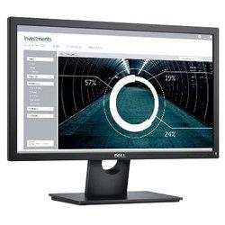 DELL E2218HN (черный) - МониторМониторы<br>ЖК (TFT TN) 21.5quot;, широкоформатный, 1920x1080, LED-подсветка, 250 кд/м2, 1000:1, 170°/160°, HDMI, VGA.