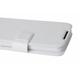 Универсальный чехол для 3.5-4.2 (iBox Universal Slide YT000010602) (белый) - Универсальный чехол для телефонаУниверсальные чехлы для мобильных телефонов<br>Чехол плотно облегает корпус и гарантирует надежную защиту от царапин и потертостей.