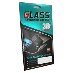 Защитное стекло для Samsung Galaxy A3 2016 (3D Fiber Positive 4427) (золотистый) - ЗащитаЗащитные стекла и пленки для мобильных телефонов<br>Защитит экран смартфона от царапин, пыли и механических повреждений.