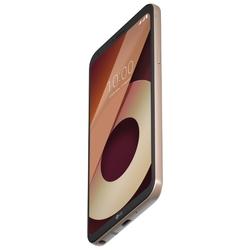 LG Q6a M700 (золотистый) ::: - Мобильный телефон
